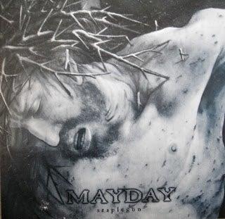 """Image of MAYDAY """"Staplegun"""" 10"""""""