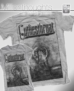 Image of Cutliesthroat - ANOIA Shirt [GILDAN, 185gm², Gray]