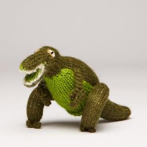 Image of Puppet animal Dinosaur