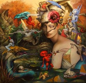 Image of Dan Quintana: Atriums Print
