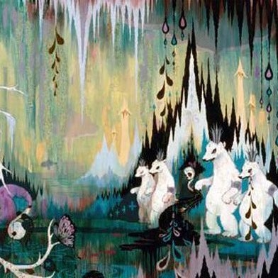 Image of Tragic Kingdom: The Magical Art of Camille Rose Garcia Book