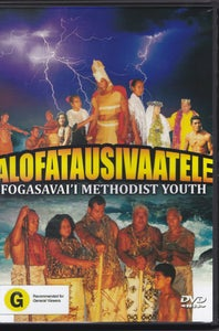 Image of ALOFATAUSIVAATELE ( Fogasavaií Methodist Youth ) DVD