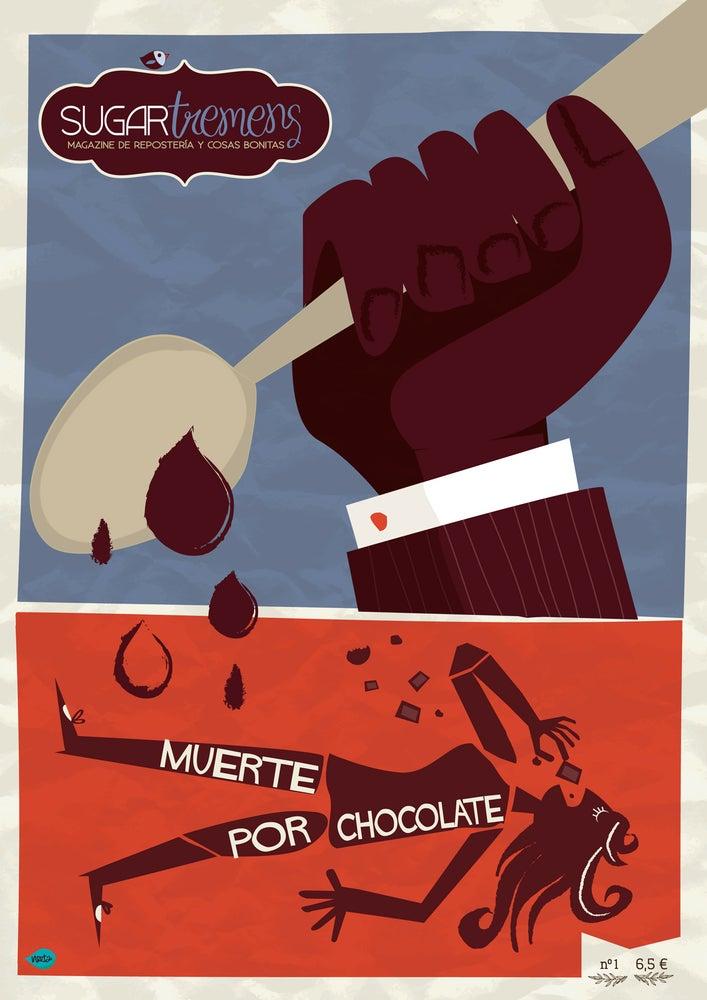 Image of Muerte por Chocolate, nº1