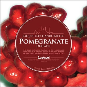 Image of Pomegranate Delight