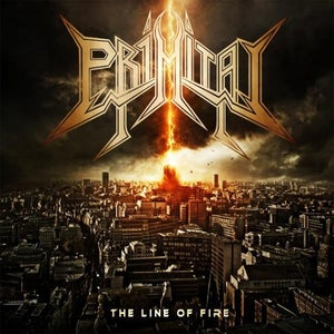 Image of The Line of Fire CD