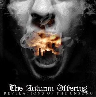 "Image of THE AUTUMN OFFERING ""Revelations Of The Unsung"" CD"