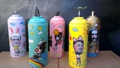 Image of HIN Spray Cans