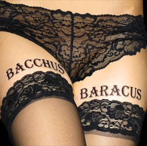 Image of Bacchus Baracus - Growler CD