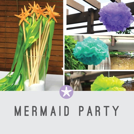 Image of Mermaid Party