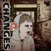 "Image of Changes ""Together With Blood On Veins"" CD"