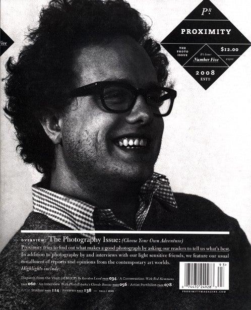 Image of Proximity Magazine Issue 005