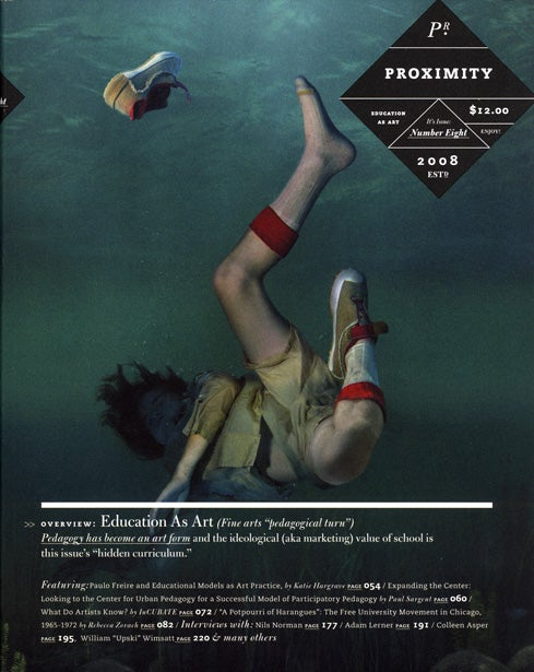 Image of Proximity Magazine Issue 008