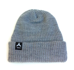 Image of Beanie - Salary Cap / shark skin gray color
