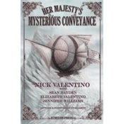 Image of Her Magesty's Mysterious Conveyance Signed Copy
