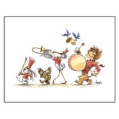 "Image of ""Marching Band"" Print"