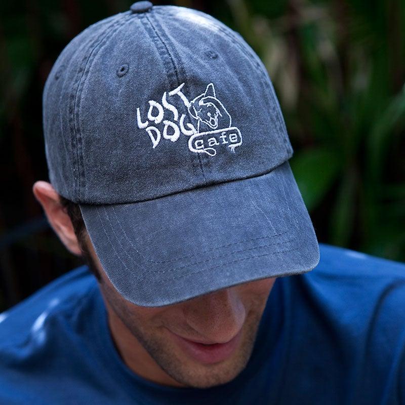 Image of Lost Dog Baseball Cap