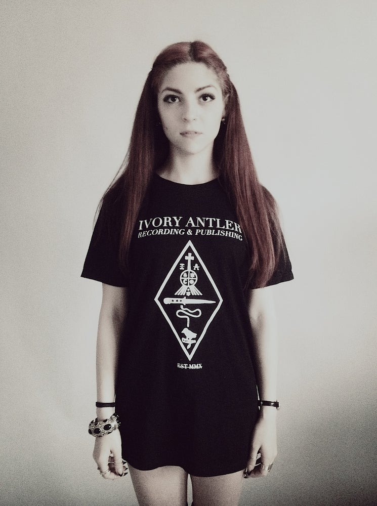 Image of IVORY ANTLER - 'The Cult of Ivory Antler' Shirt