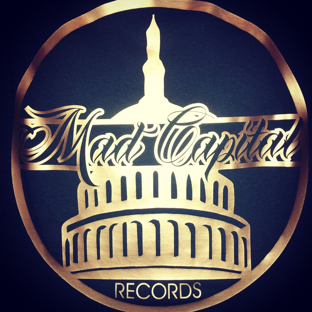 Image of Mad Capital Tee
