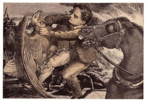 Image of Winston Smith: Nightmare Print