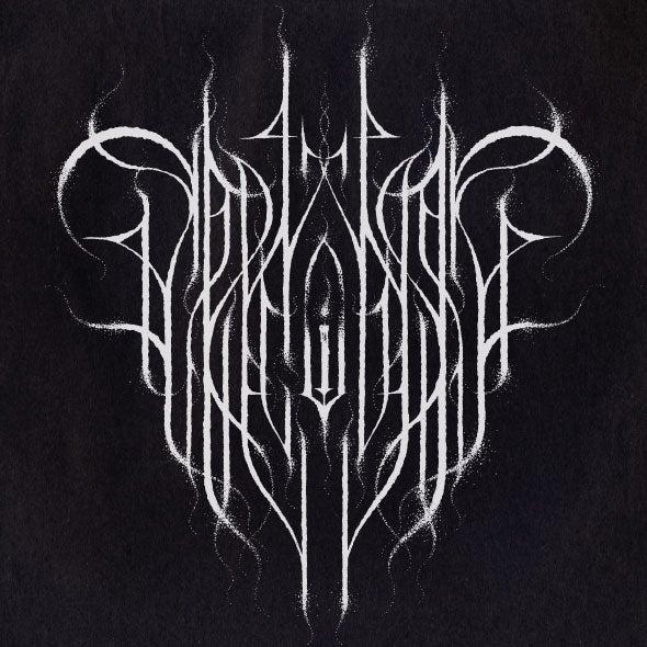 Image of True Black Metal Logos - Silver Edition Crewneck
