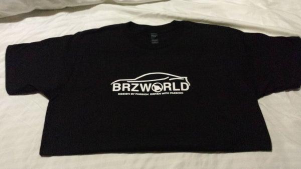 Image of BRZ WORLD Custom T-Shirt