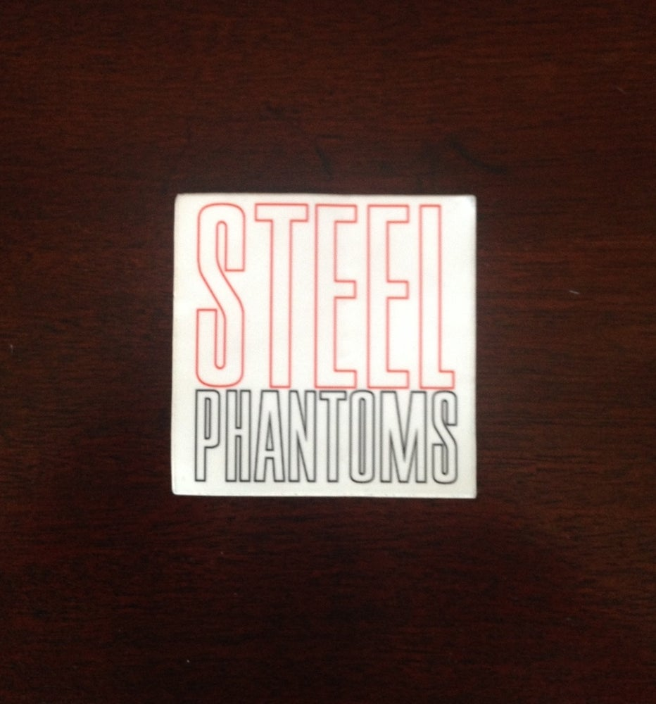 Image of Steel Phantoms Stickers