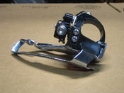 Image of Shimano LX 28.6 Clamp Front Derailleur FD M567