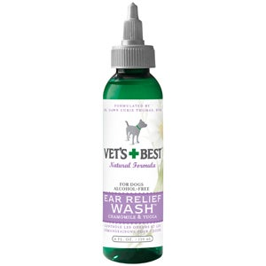 Image of Vet's Best Ear Relief Wash™ -Chamomile & Yucca- Combo Offer available!