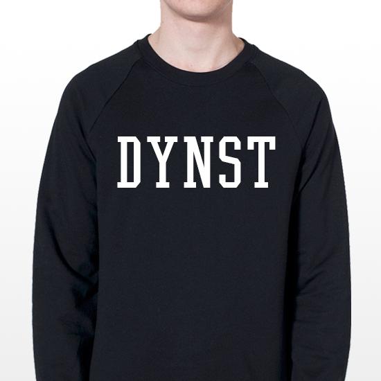 Image of DYNST Logo Crewneck Sweatshirt