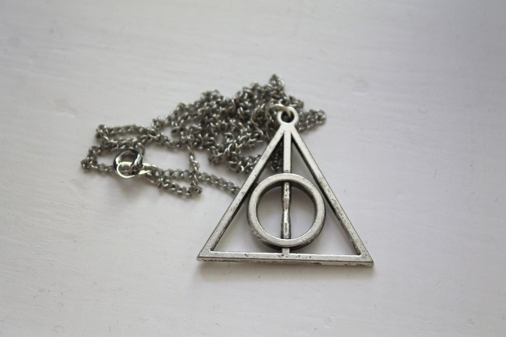 Image of Hallows Necklace (ORIGINALLY $15)