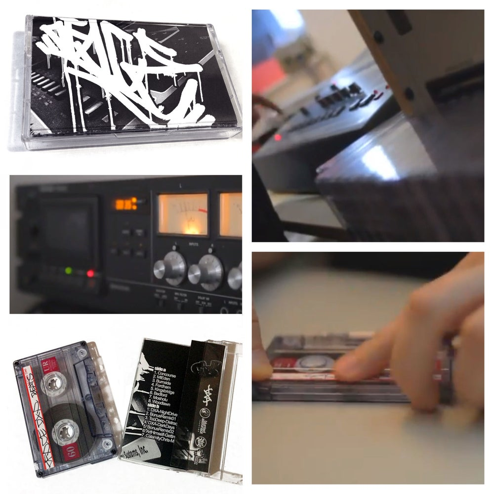 Image of DFACE DXA - Beat Tape // Cassette