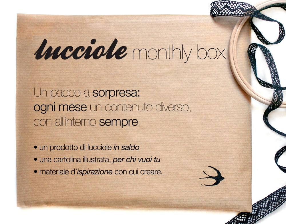 Image of Monthly box