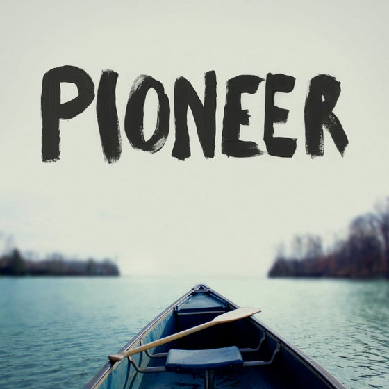 "Image of PONEER ""S/T"" CD"