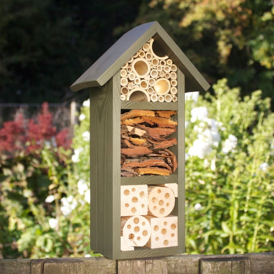 Image of Three Tier Bee Hotel