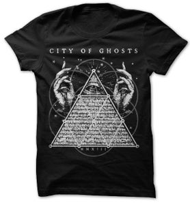 Image of Black Pyramid Shirt