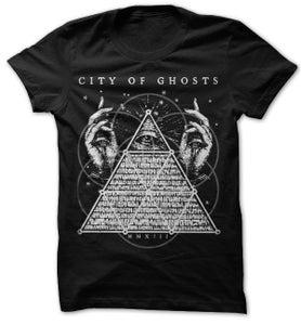 Image of Black Pyramid Shirt