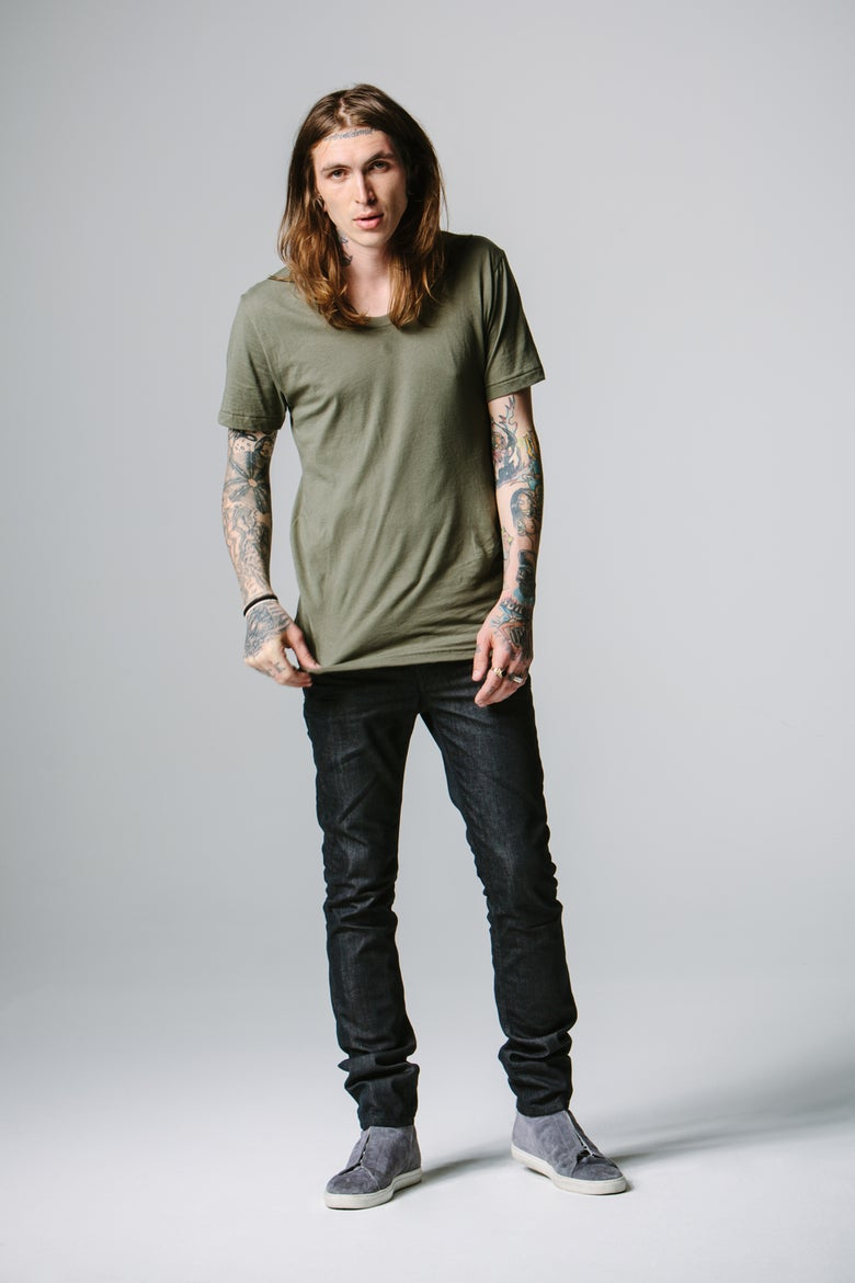 Image of Bloody Shaw - Tapered Fit Jean