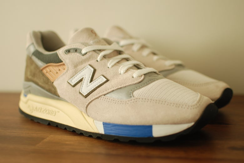 "Image of Concepts x New Balance 998 ""C-note"""