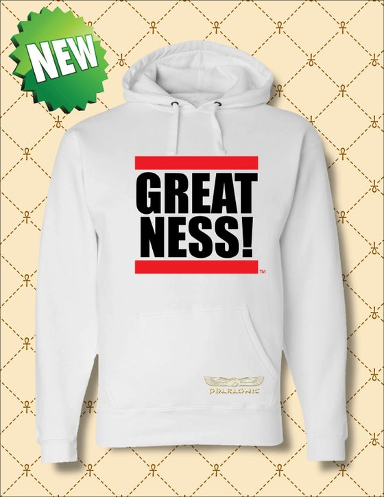 Image of MEN'S/WOMEN'S GREATNESS LIGHT HOODIE