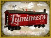 Image of Lumineers. Marymoor Park. Sep 21