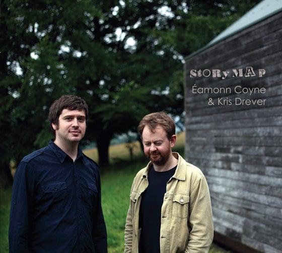 Image of Storymap CD (Éamonn Coyne Kris Drever)