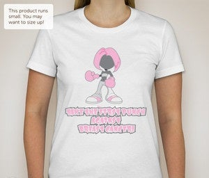 "Image of Special Edition SFS Release ""Breast Cancer Awareness - Women's Design"""