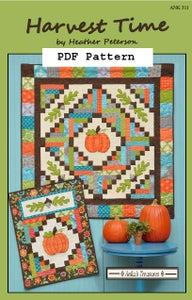 Image of Harvest Time PDF Pattern ANK 311