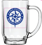 Image of Vancouver Southsiders Beer Mug