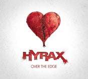 Image of HYRAX - OVER THE EDGE CD/Digipack