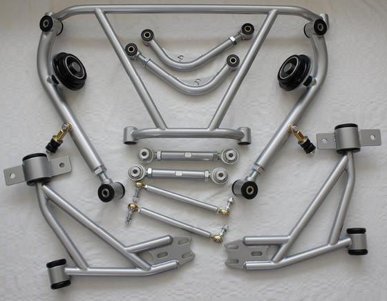Image of Ford Focus Full Suspension Kit