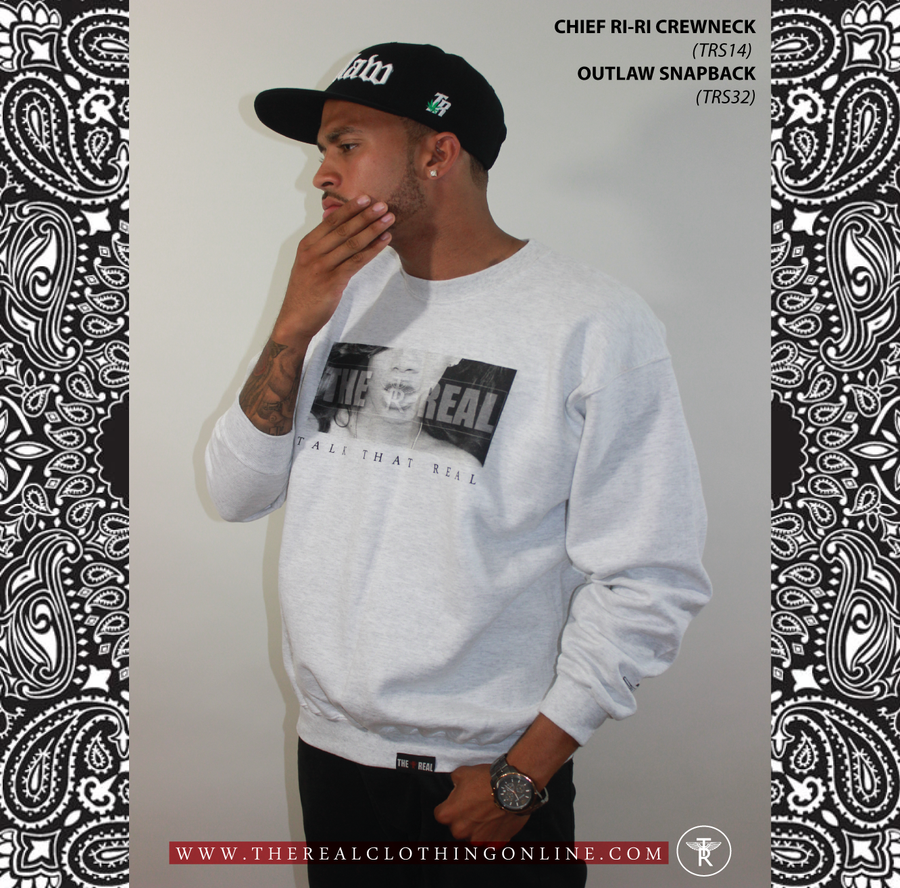 Image of CHIEF Ri-Ri Sweatshirt
