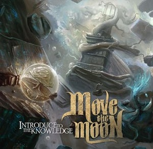"""Image of Move The Moon """"Introduce to the Knowledge"""" CD digipack LTD."""