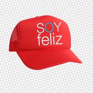 Image of Soy Feliz Trucker Hat