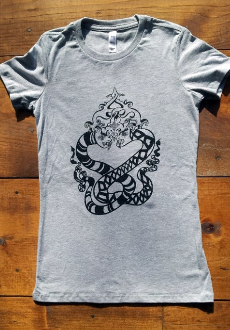 Image of Snake Duo Men's T-shirt
